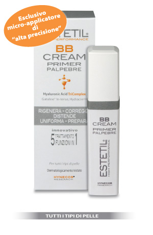 BB Cream Primer Palpebre 5 in 1