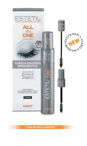 All IN ONE Mascara 5 IN 1