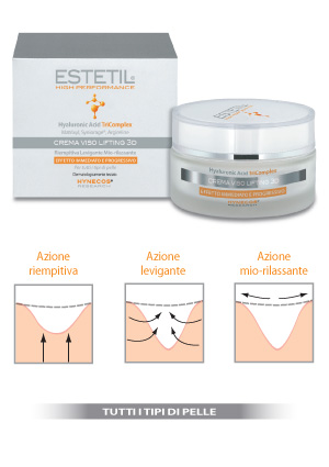 Crema Viso Lifting 3D